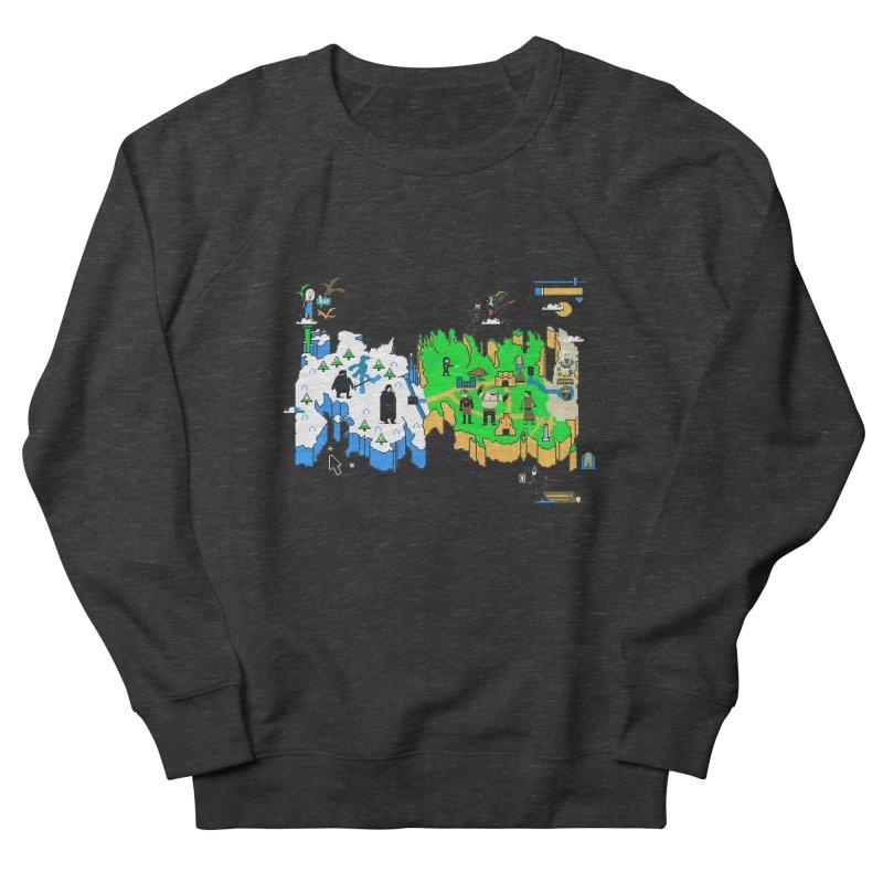 Game of Pixels Men's Sweatshirt by Thomas Orrow