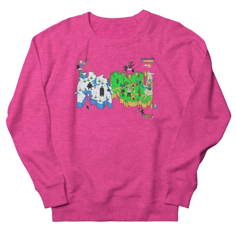 Game of Pixels Women's Sweatshirt by Thomas Orrow