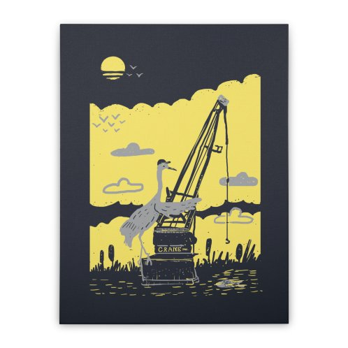 image for The Working Life of a Crane