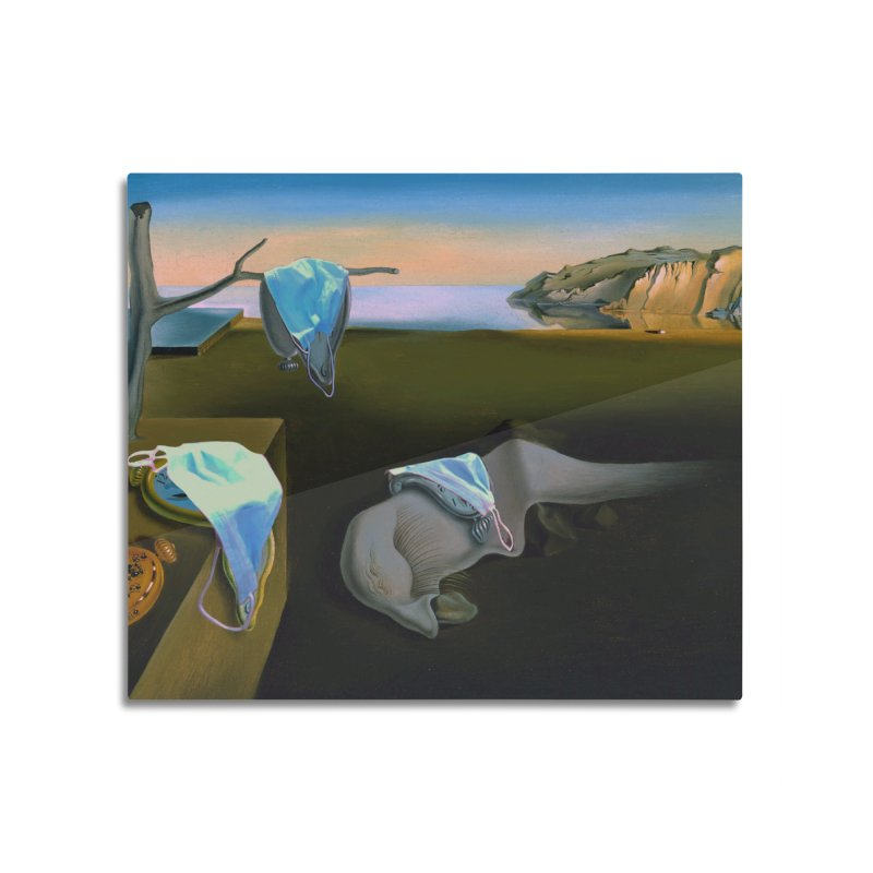 Dali's Suspension of Time Home Mounted Acrylic Print by Thomas Orrow