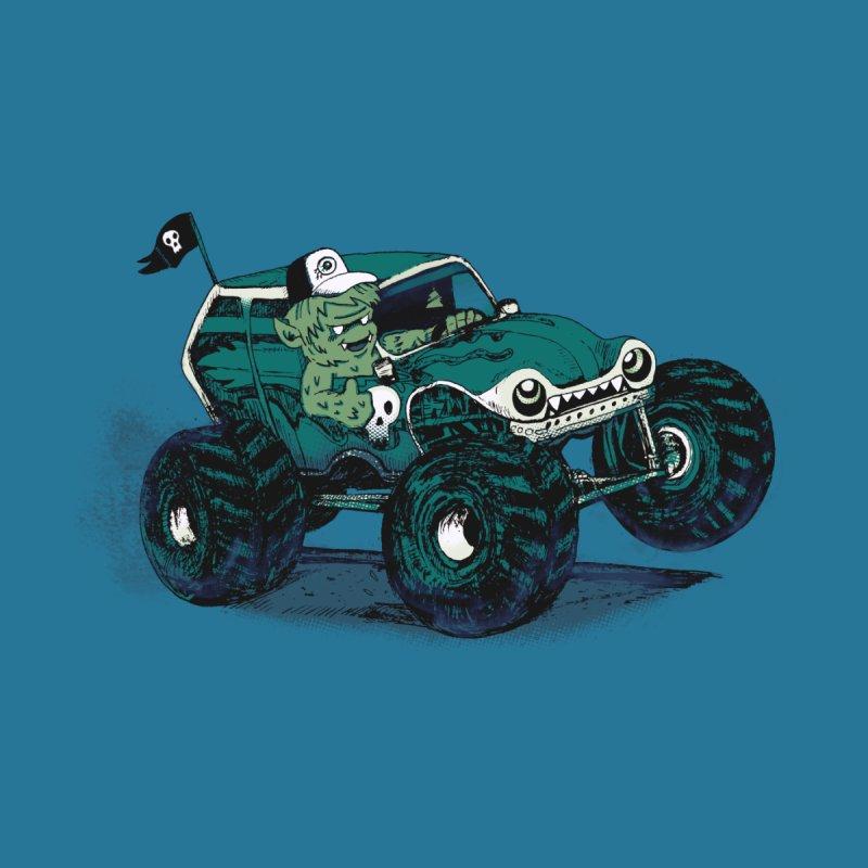 Monster Truckin' by Thomas Orrow