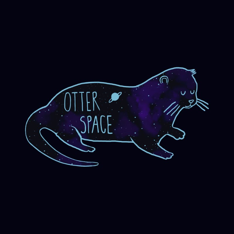 Otter Space Blues by Thomas Orrow
