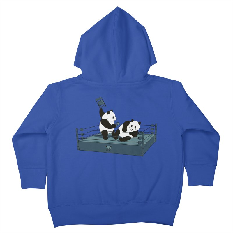 Pandamania Kids Toddler Zip-Up Hoody by Thomas Orrow