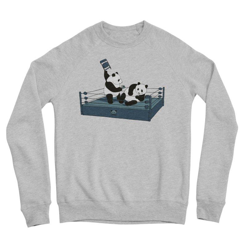 Pandamania Women's Sponge Fleece Sweatshirt by Thomas Orrow