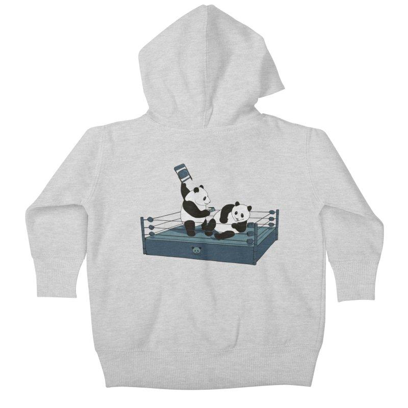 Pandamania Kids Baby Zip-Up Hoody by Thomas Orrow