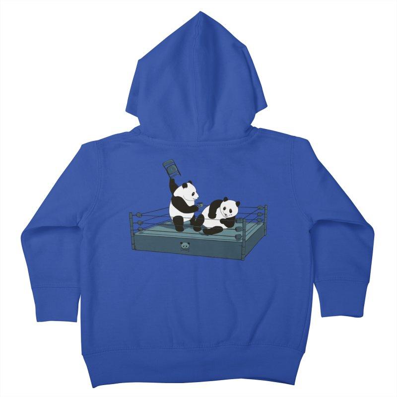 Pandamania Kids Toddler Zip-Up Hoody by Thomas Orrow