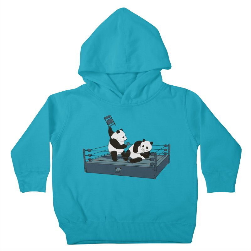 Pandamania Kids Toddler Pullover Hoody by Thomas Orrow