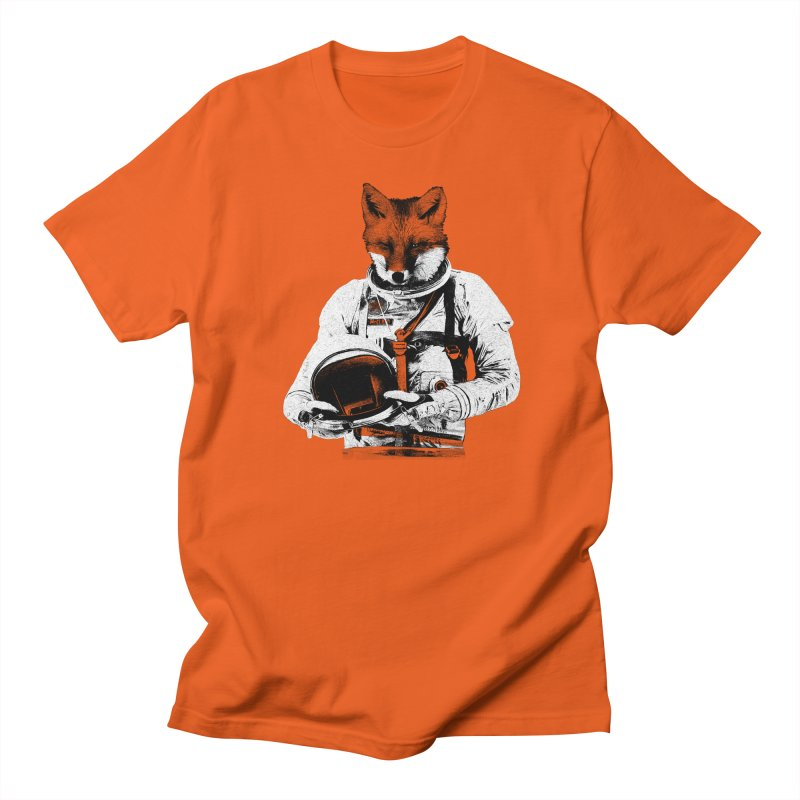 The Fastest Fox Women's Unisex T-Shirt by Thomas Orrow