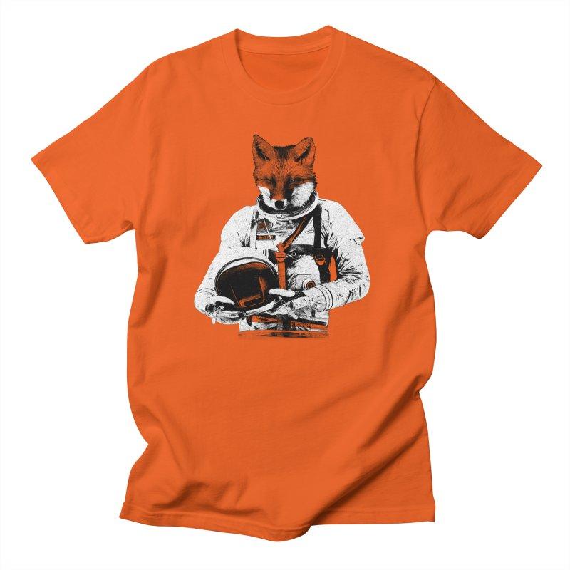 The Fastest Fox Men's T-Shirt by Thomas Orrow