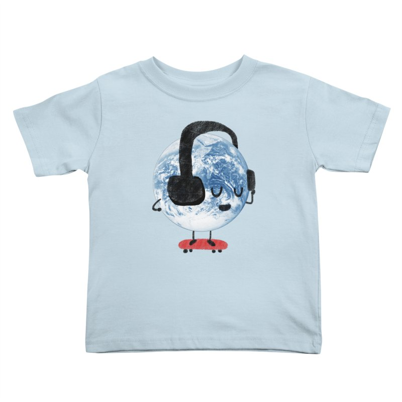 World Music Kids Toddler T-Shirt by Thomas Orrow