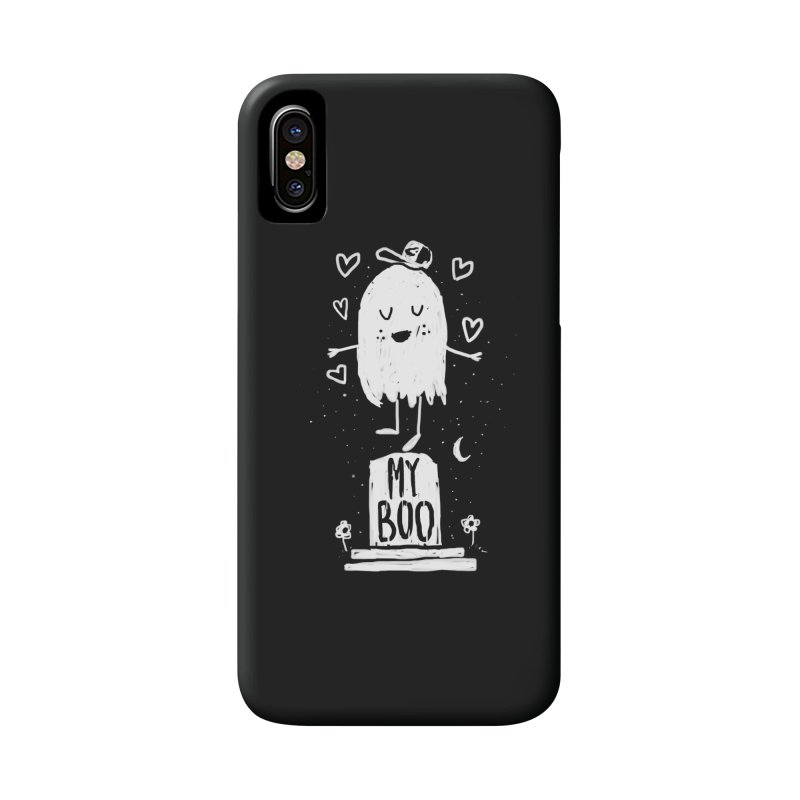 My Boo Accessories Phone Case by Thomas Orrow