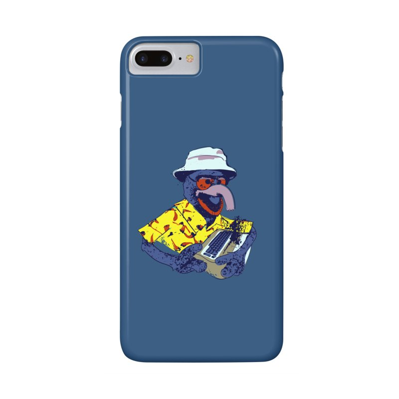 Gonzo Journalism Accessories Phone Case by Thomas Orrow