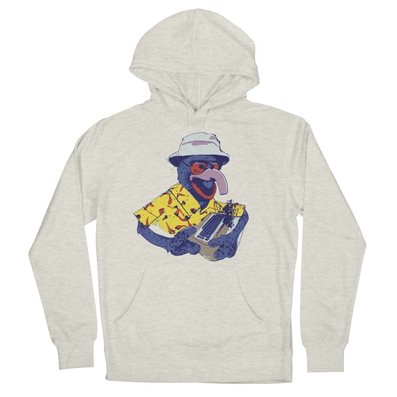 Gonzo Journalism Men's Pullover Hoody by Thomas Orrow
