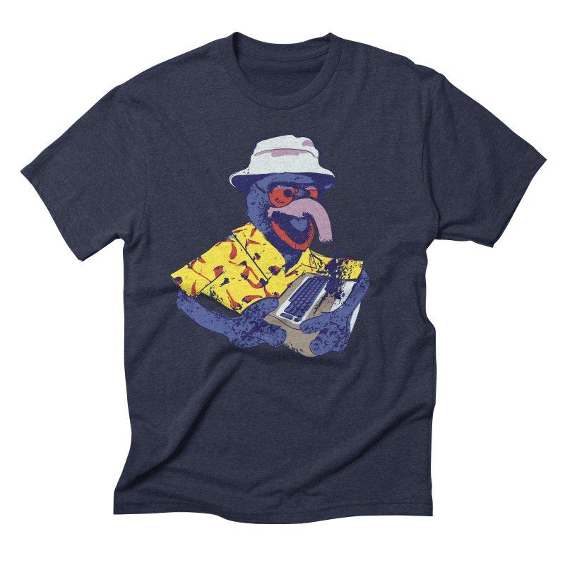 Gonzo Journalism Men's Triblend T-shirt by Thomas Orrow