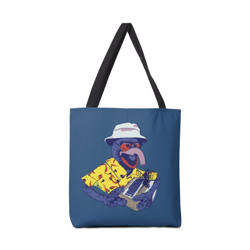 Gonzo Journalism Accessories Bag by Thomas Orrow