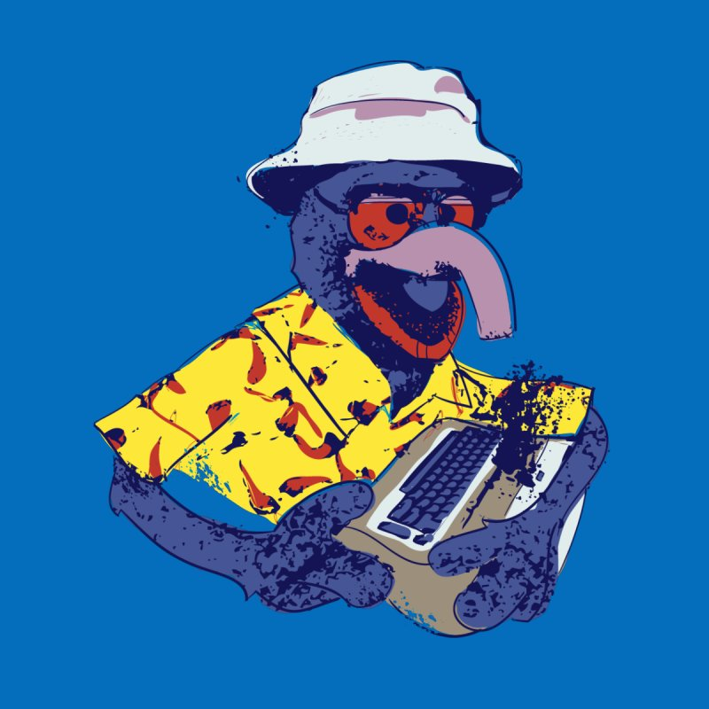Gonzo Journalism by Thomas Orrow