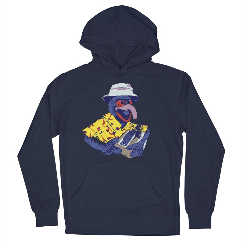 Gonzo Journalism Women's Pullover Hoody by Thomas Orrow