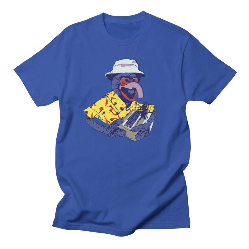 Gonzo Journalism Men's T-Shirt by Thomas Orrow