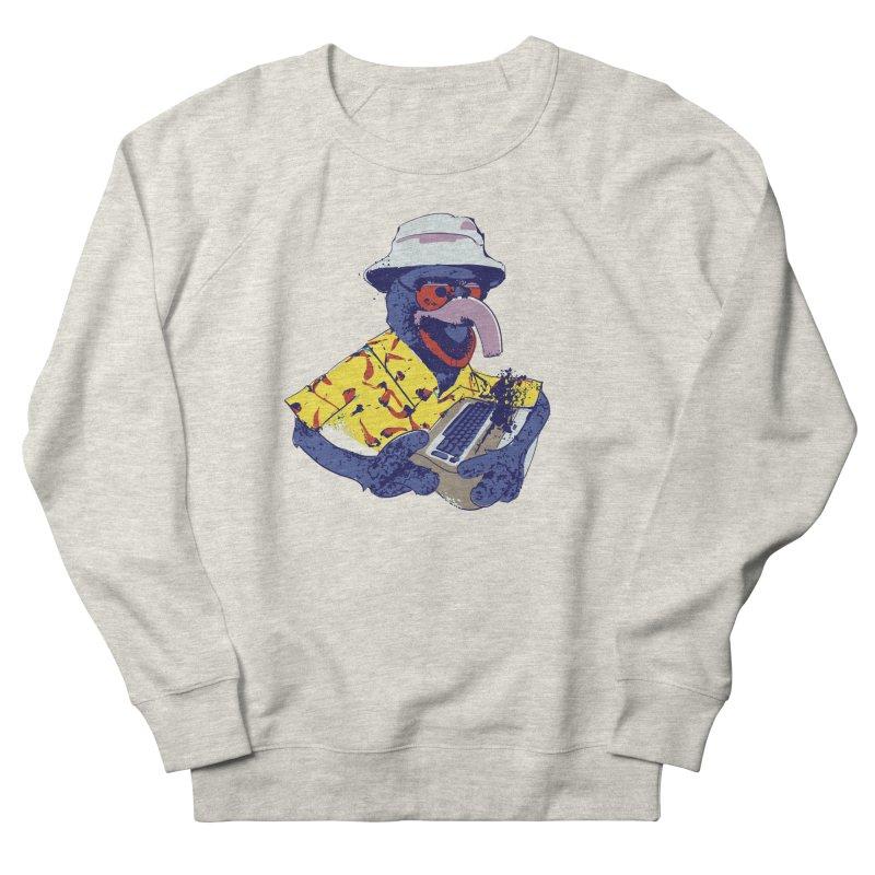 Gonzo Journalism Women's Sweatshirt by Thomas Orrow