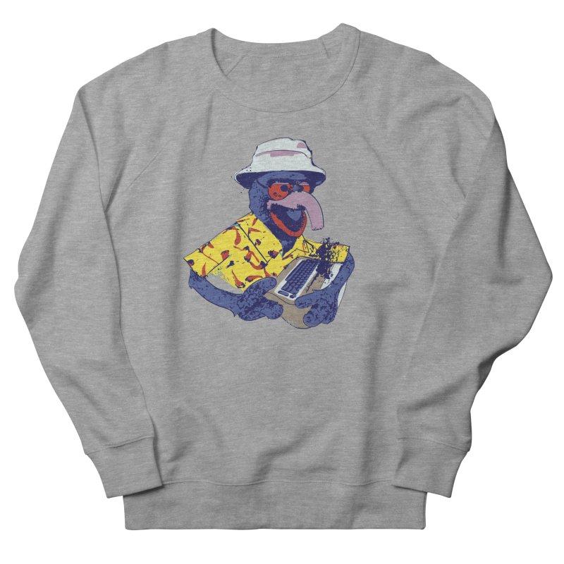Gonzo Journalism Men's Sweatshirt by Thomas Orrow