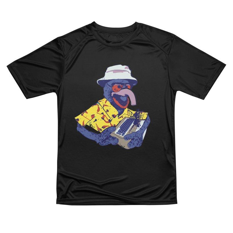 Gonzo Journalism Men's Performance T-Shirt by Thomas Orrow