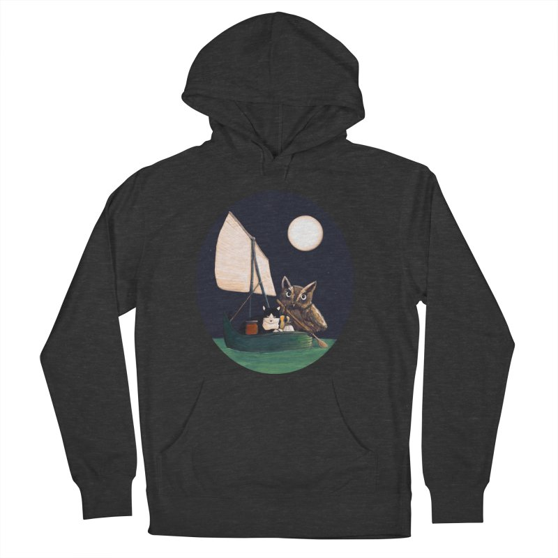 The Owl and the Pussycat Women's Pullover Hoody by Thomas Orrow