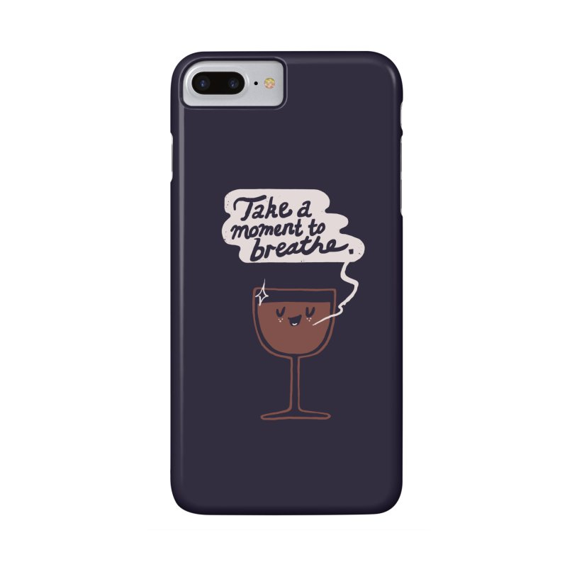 Breathe Accessories Phone Case by Thomas Orrow