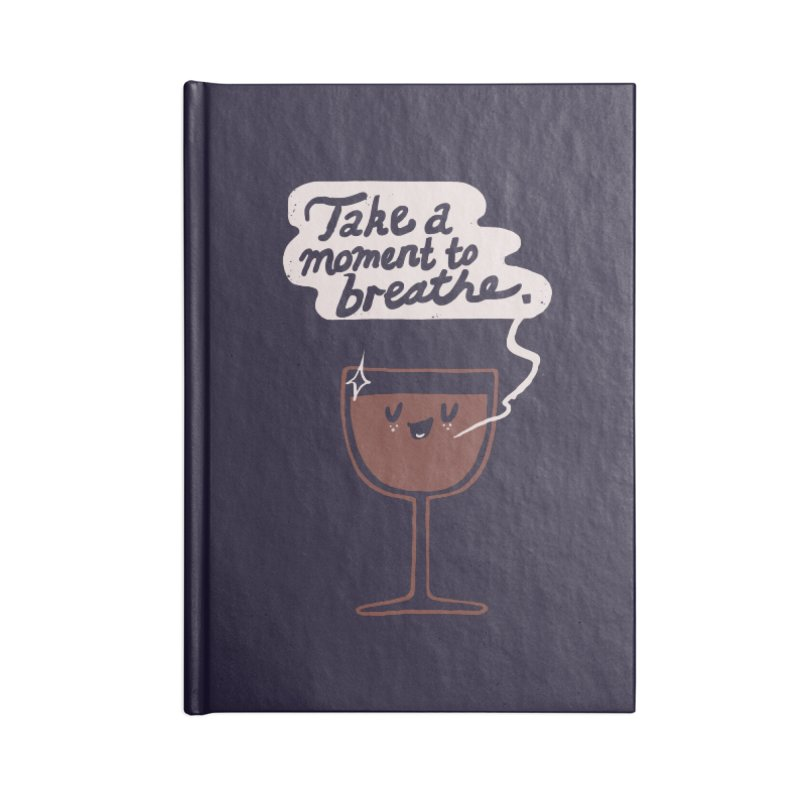Breathe Accessories Notebook by Thomas Orrow