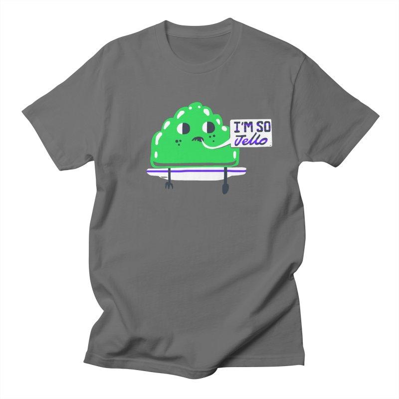 Jello Men's T-Shirt by Thomas Orrow