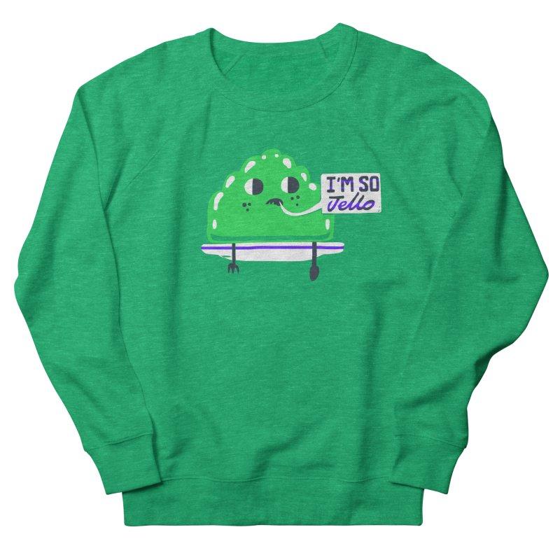 Jello Women's Sweatshirt by Thomas Orrow