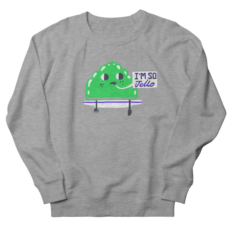 Jello Men's Sweatshirt by Thomas Orrow