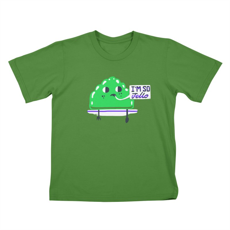 Jello Kids T-Shirt by Thomas Orrow