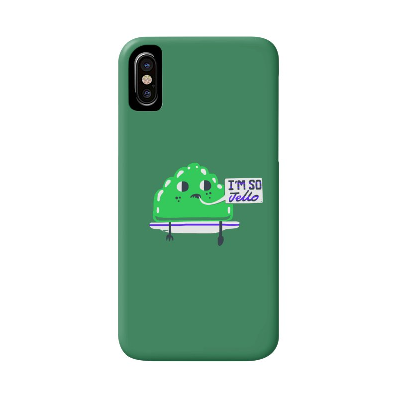 Jello Accessories Phone Case by Thomas Orrow