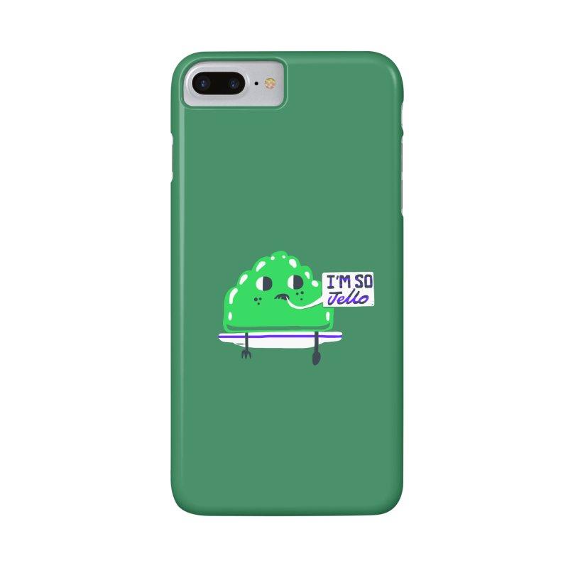 Jello Accessories Phone Case by Thomas Orrow