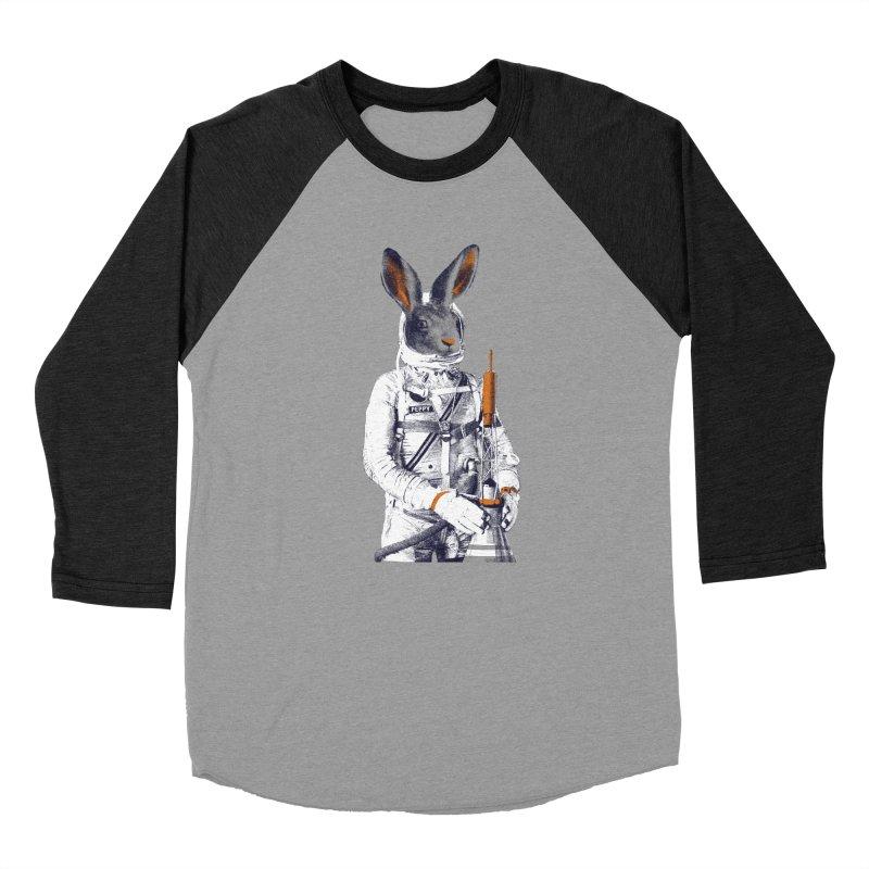 Peppy Men's Baseball Triblend T-Shirt by Thomas Orrow