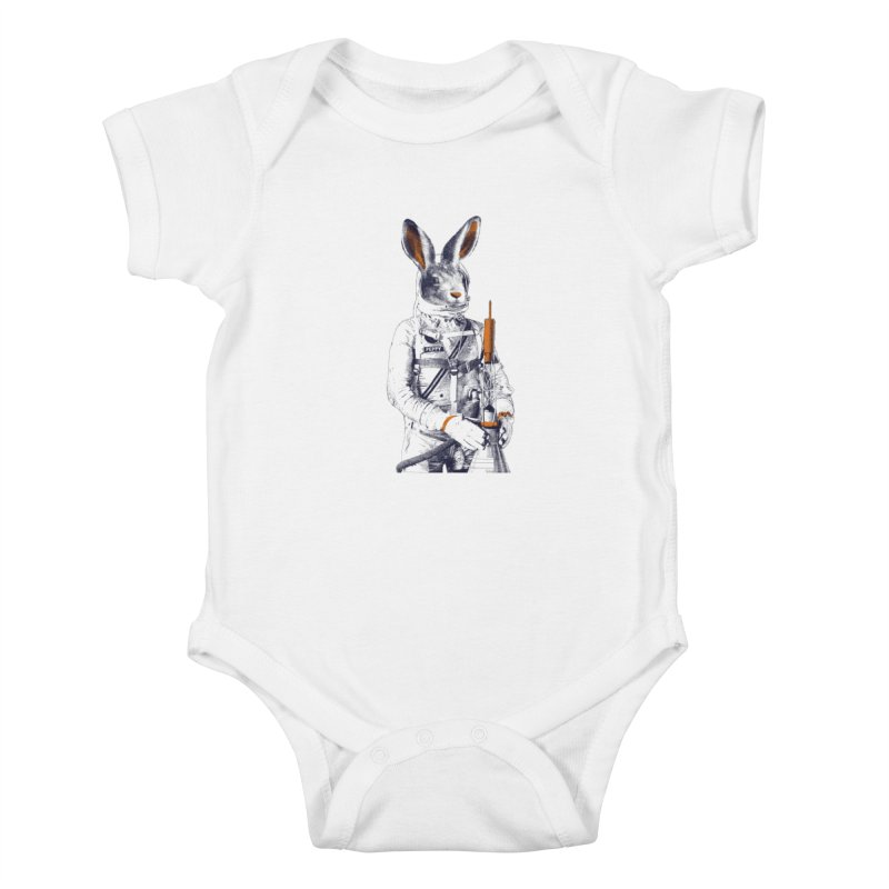 Peppy Kids Baby Bodysuit by Thomas Orrow
