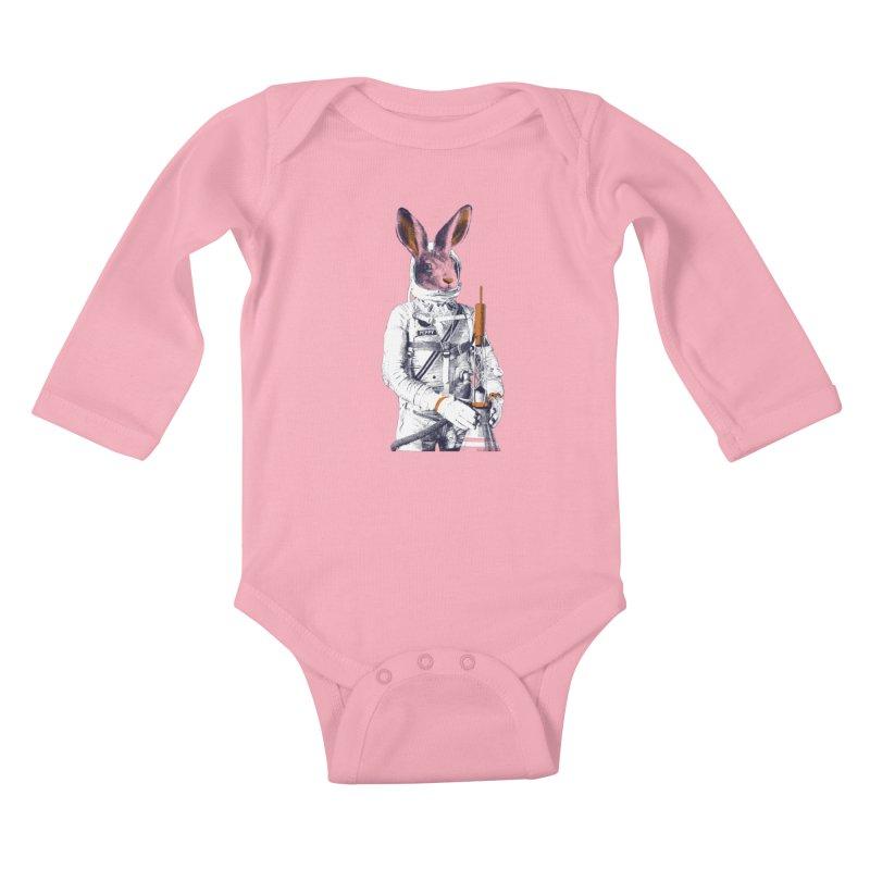 Peppy Kids Baby Longsleeve Bodysuit by Thomas Orrow