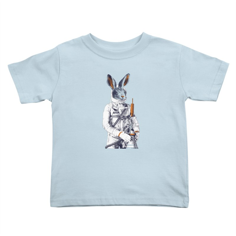 Peppy Kids Toddler T-Shirt by Thomas Orrow