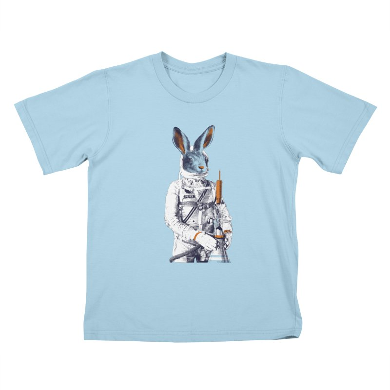 Peppy Kids T-Shirt by Thomas Orrow