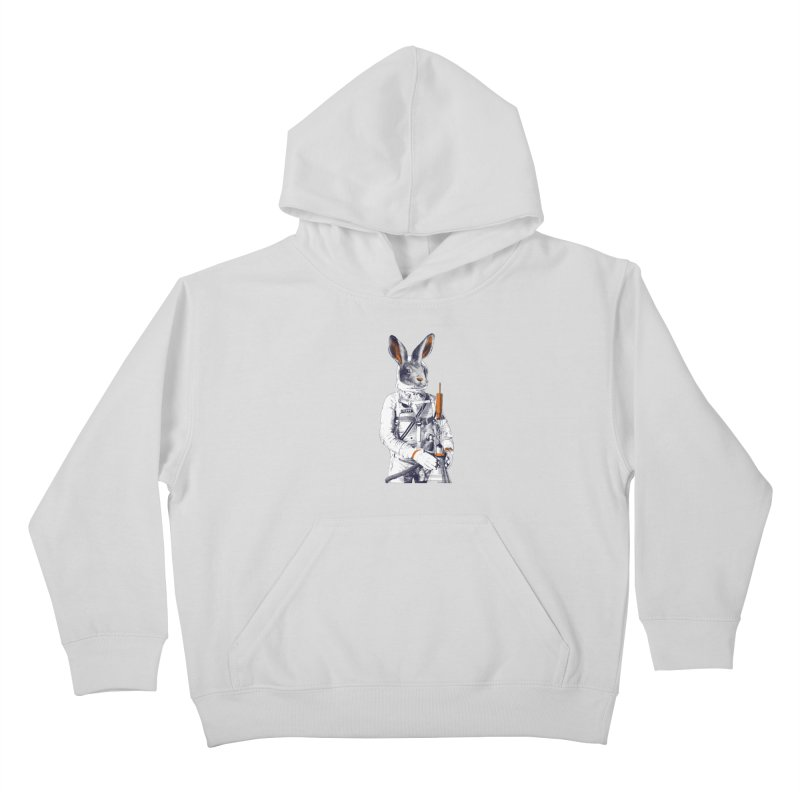 Peppy Kids Pullover Hoody by Thomas Orrow