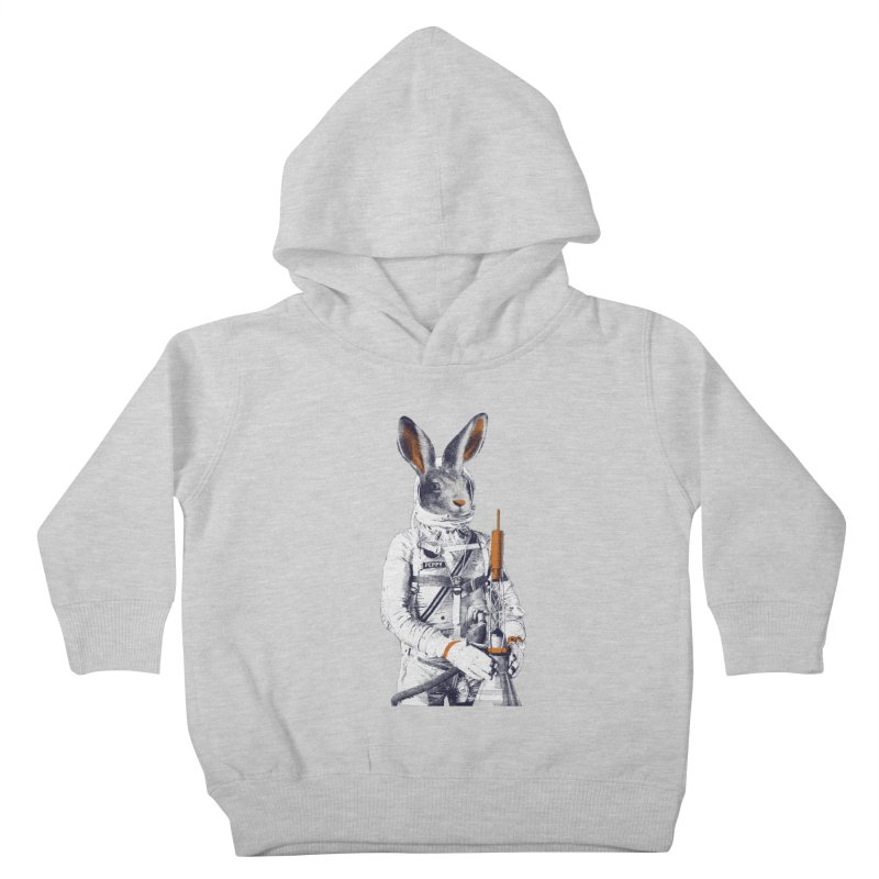 Peppy Kids Toddler Pullover Hoody by Thomas Orrow