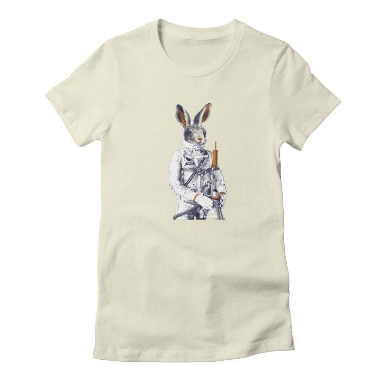 Peppy Women's T-Shirt by Thomas Orrow