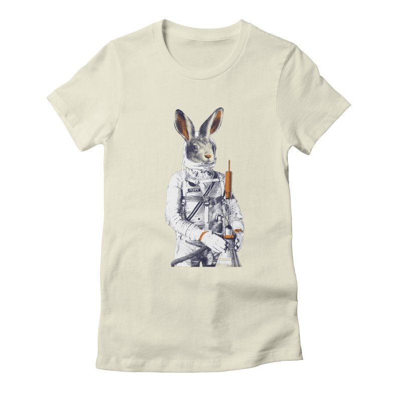 Peppy Women's T-Shirt by Thomas Orrow