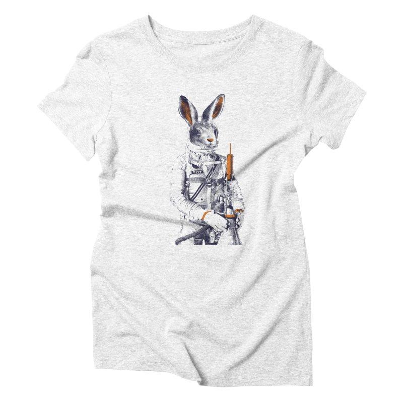 Peppy Women's Triblend T-shirt by Thomas Orrow
