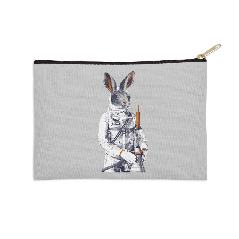 Peppy Accessories Zip Pouch by Thomas Orrow