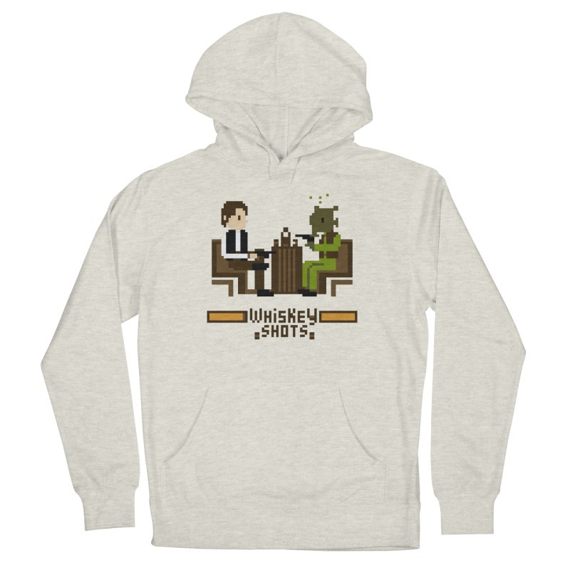 Whiskey Shots Women's Pullover Hoody by Thomas Orrow