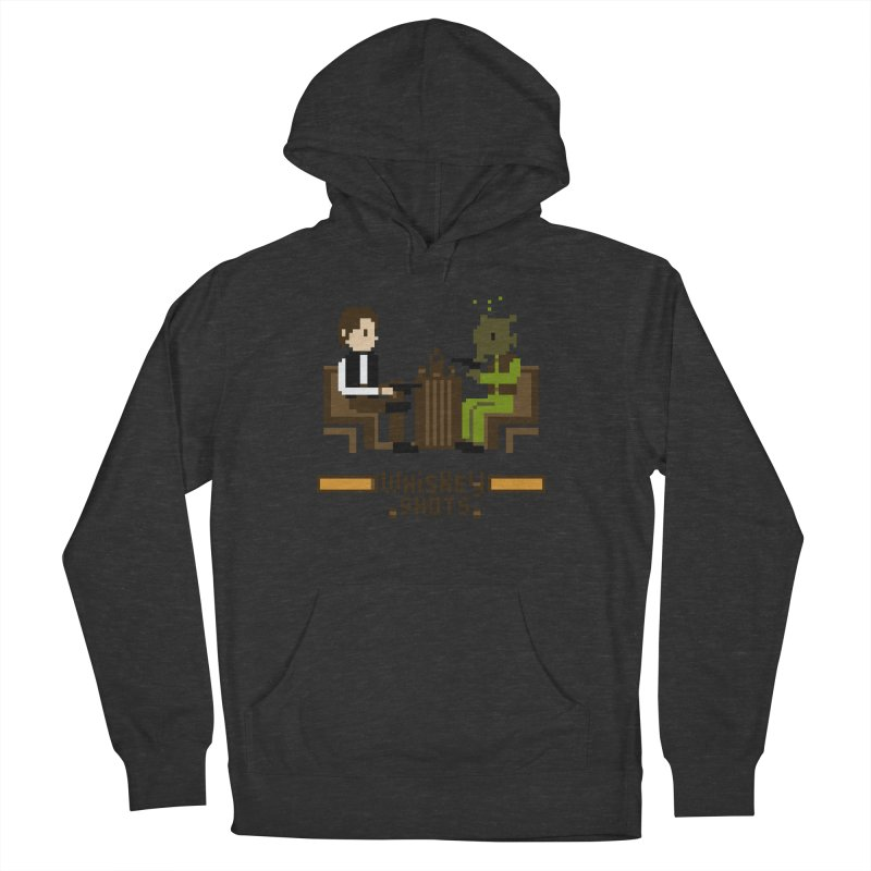 Whiskey Shots Men's Pullover Hoody by Thomas Orrow
