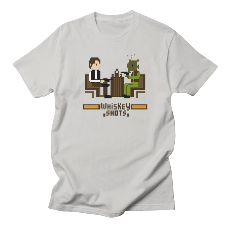 Whiskey Shots Men's T-Shirt by Thomas Orrow