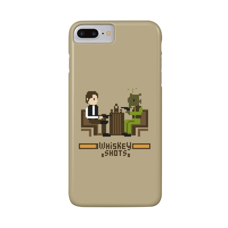 Whiskey Shots Accessories Phone Case by Thomas Orrow