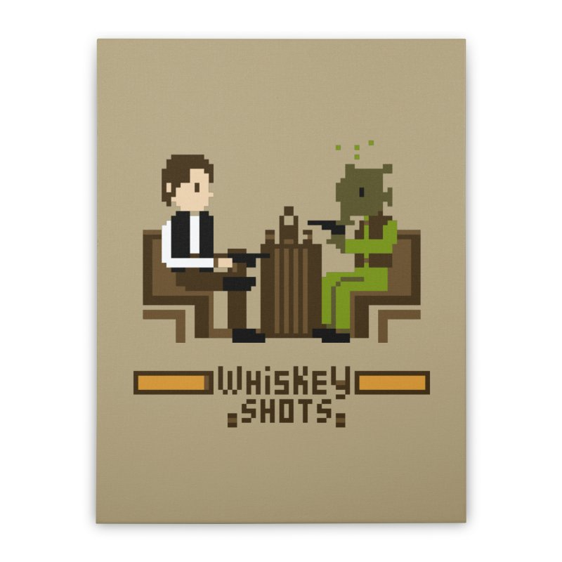 Whiskey Shots   by Thomas Orrow